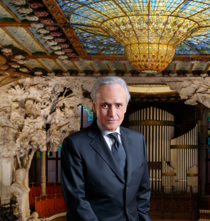 José Carreras – International Singing Masterclass